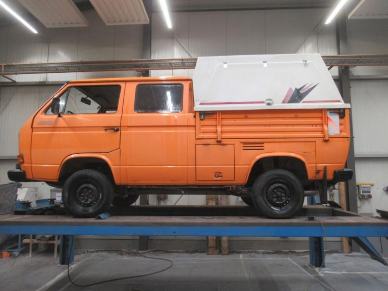 VW T3 Syncro Pritsche